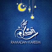 خلفية رمضان كريم متحركة
