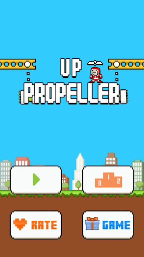 Up Propeller - A Copters Game