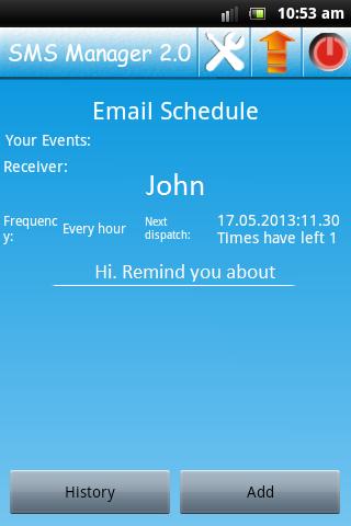电子邮件调度