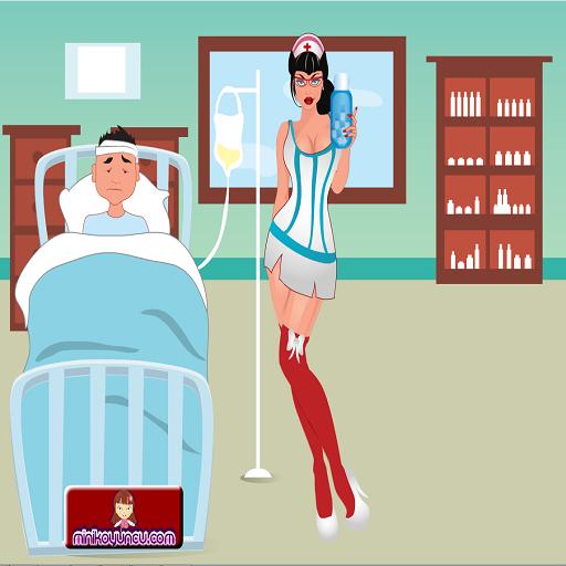 Игры похудение в больнице