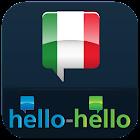 Hello-Hello,Итальянский(Tablet icon