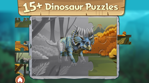 Discovery Kids Dinosaur Puzzle