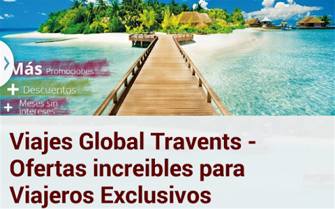 Viajes Global Travents screenshot 3