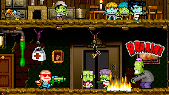 Crazy Bill: Zombie stars hotel- screenshot thumbnail