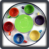 Baby learning Kitchen objects