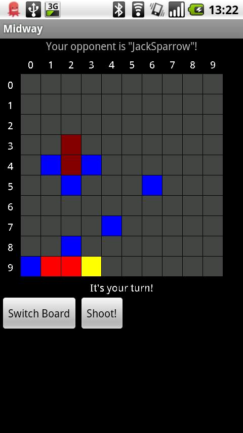 Midway- screenshot