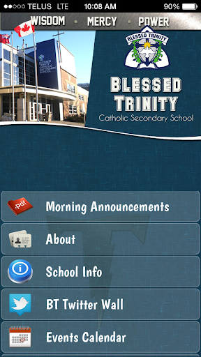 Blessed Trinity Catholic