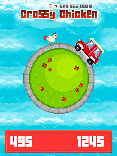 Crossy Fun Run Road Game