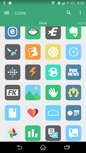 Flatastico - Icon Pack v5.2
