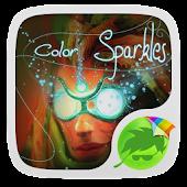 Color Sparkles Keyboard