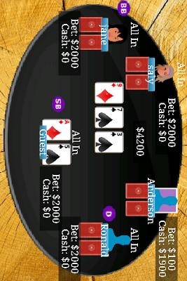 Poker Texas Holdem 50K Free - screenshot