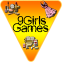 9 Girls Games icon
