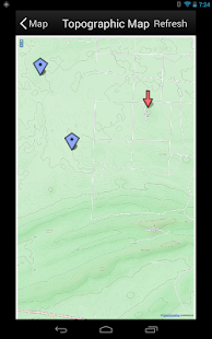 Land Nav Assistant - screenshot thumbnail