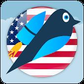 Celebs Tweeting in U.S.