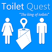 Toilet Quest-toilet finder-PRO