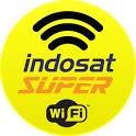 Indosat SuperWiFi icon