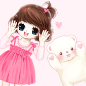 CUKI Theme Cute Peep-bo.