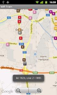 Wifi Tram- screenshot thumbnail