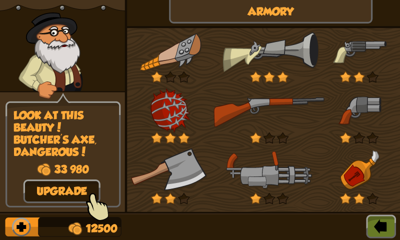 Zombies And Guns Android Apps On Google Play