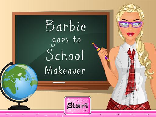 Princess School Makeup