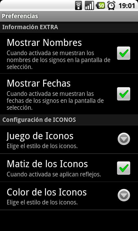 Horóscopo y Compatibilidad- screenshot