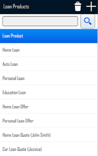 Loan Calculator Free - screenshot thumbnail