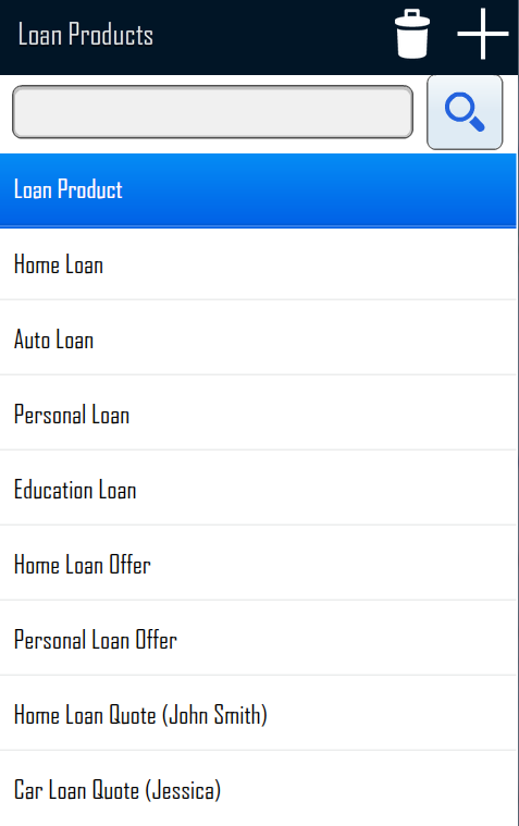 Loan Calculator Free - screenshot
