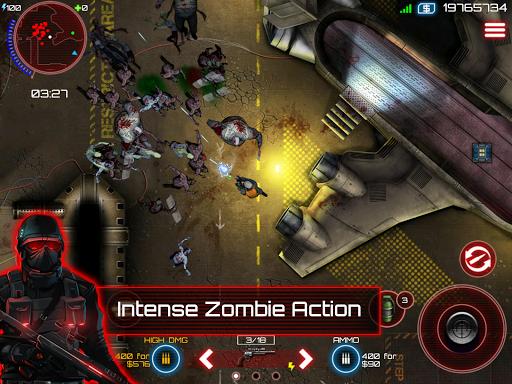 لعبة SAS: Zombie Assault 4 v1.1.0 [Mod Money/Unlock] لجوالات الاندرويد