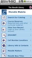 Screenshot of Mendik Mobile