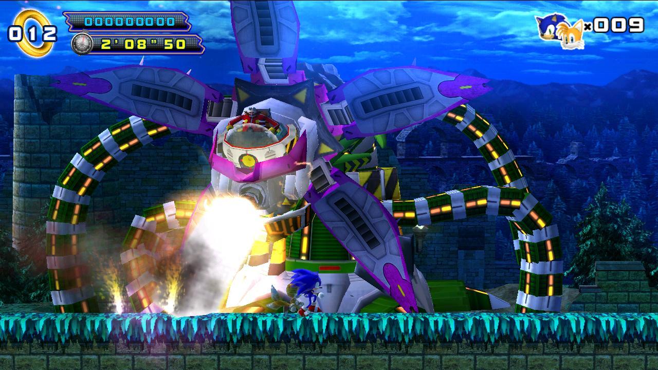 Sonic 4 Episode II screenshot #6