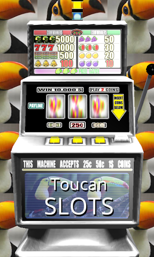 Toucan Slots - Free