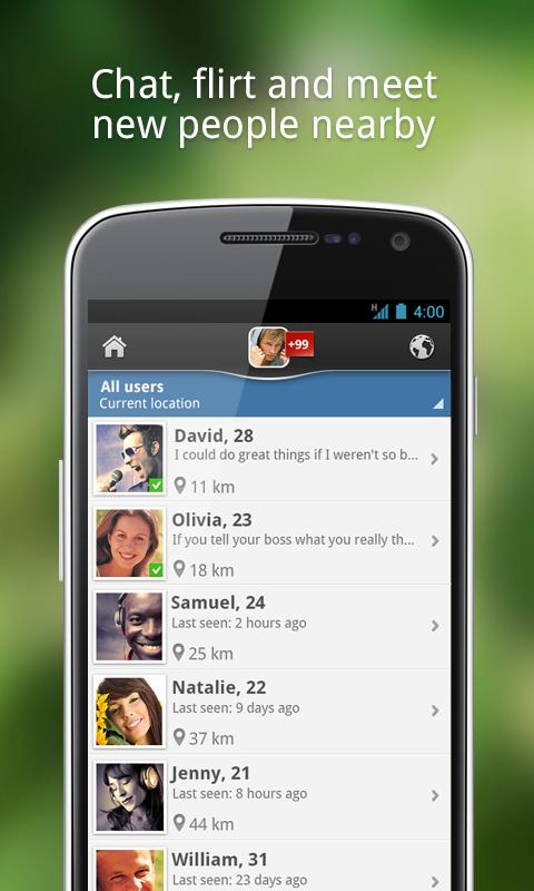 Evry`U -Meet new people & Play - screenshot