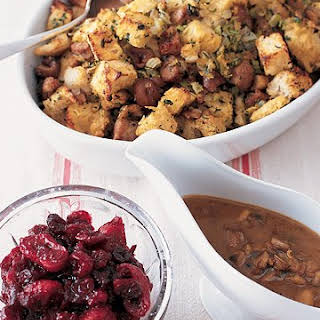 Cranberry Sauce with Dried Figs.