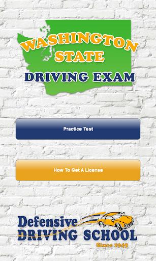 Defensive Driving Exam WA