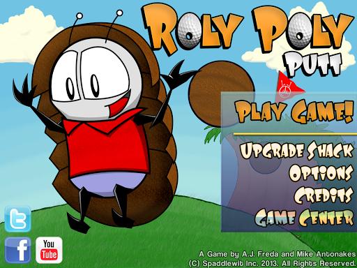 【免費動作App】Roly Poly Putt-APP點子