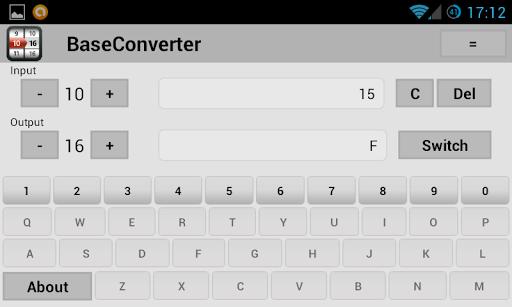 Base Converter