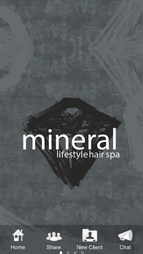 Mineral Lifestyle Hair Spa