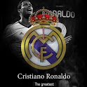 Christiano Ronaldo Real Madrid icon