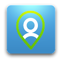 LocateUp Family Locator icon