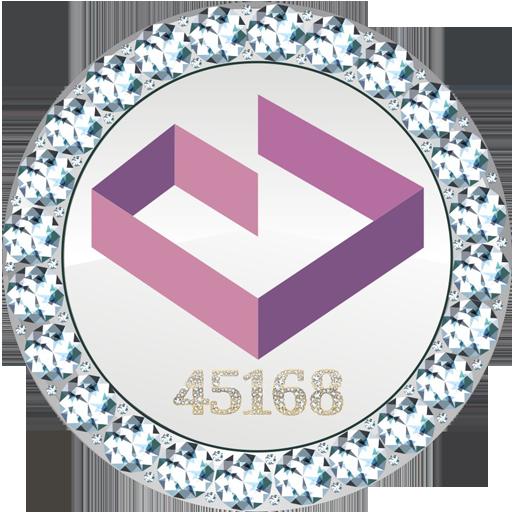 45168 鑽石價格查詢 購物 App LOGO-硬是要APP