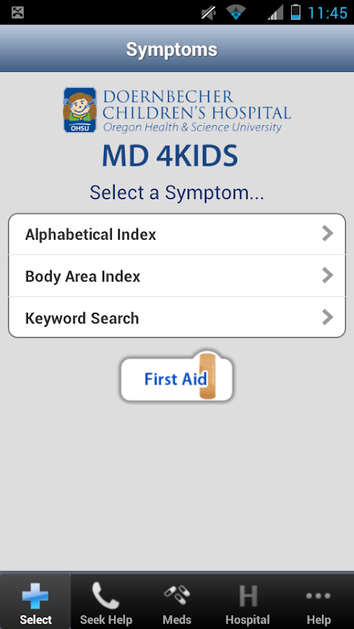 MD 4KIDS - screenshot
