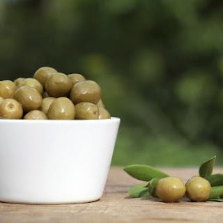 Portuguese Green Olive Dip