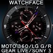 Digital - LG G Watch R & Asus