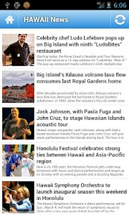 Hawaii Magazine - screenshot thumbnail