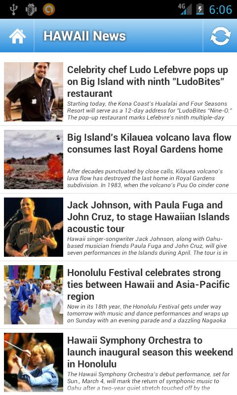 Hawaii Magazine - screenshot