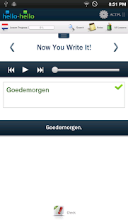Dutch Hello-Hello (Tablet) - screenshot thumbnail