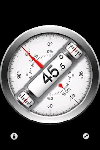 Clinometer (+bubble-level) - screenshot thumbnail
