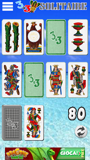 Three to Three Solitaire