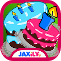 Cake Maker Cooking for kids icon