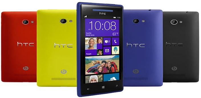 Есть ли GOOGLE PLAY MARKET на HTC WINDOWS PHONE 8X.